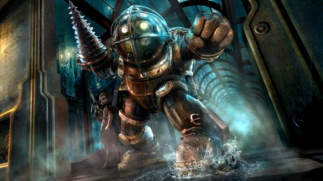 #4: Big Daddy - Bioshock