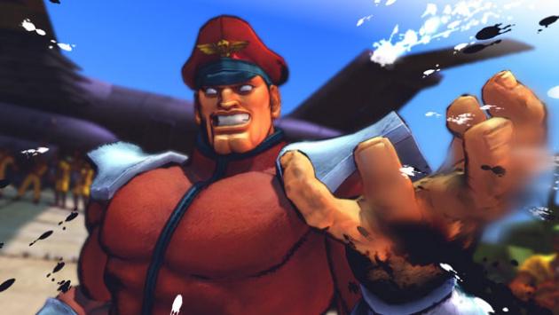 #9 M. Bison - Street Fighter
