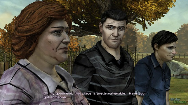 #7 St. Johns Family - The Walking Dead Season 1