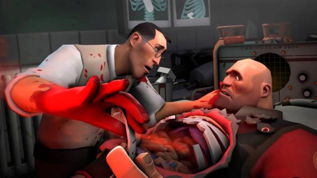 #4 Medic - Team Fortress 2