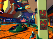 Jet Set Radio Inspired Hover Hits Kickstarter Target...And Then Some