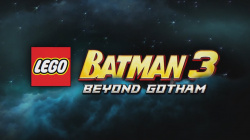 Lego Batman 3 Announced