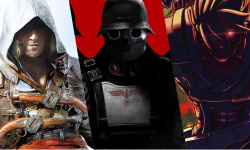 Assassins, Nazis, and Ninjas