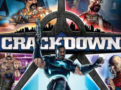 Crackdown is making its debut exclusively on Xbox One.