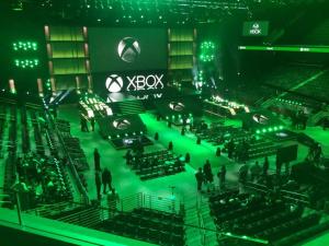 Fitness comes to E3