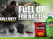 Buy Mountain Dew and Doritos, Get Call of Duty: Advanced Warfare Gear