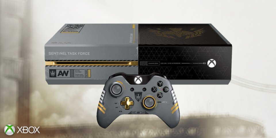 Halo 5: Guardians' Xbox One Bundle Is Coming Later This Year ... Xbox One White Console Sunset Overdrive