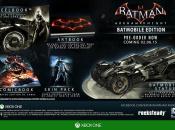 Arkham Knight Batmobile Edition Looks Incredible