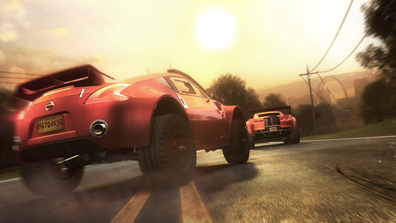 the crew beta gets xbox one date xbox news. Black Bedroom Furniture Sets. Home Design Ideas