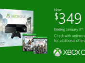$350 US Xbox One Holiday Promotion Will Expire This Week