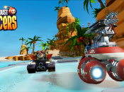 Space Dust Racers Bringing Old-School Party Racing Back on Xbox One