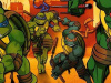Eleven Years Ago the Teenage Mutant Ninja Turtles First Appeared on Xbox