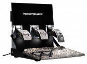 Thrustmaster Launches High-End T3PA-PRO Racing Pedal Set