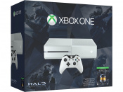Limited Edition White Xbox One Master Chief Collection Hardware Bundle Announced for US