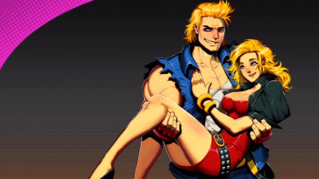2121287 169 Double Dragon Neon Ps3 Video Review 091212 Gs2