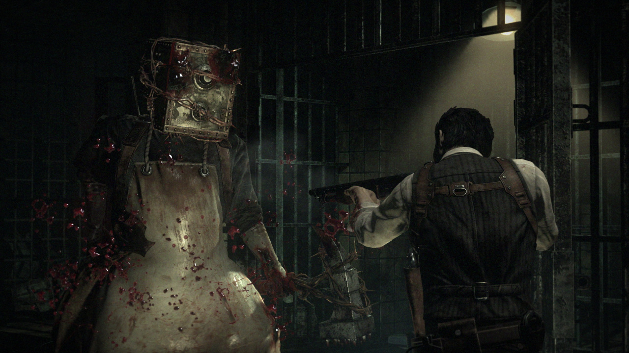 The Evil Within Update 1.06