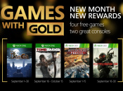 Games With Gold for September Unlocks Tomb Raider and Crysis 3