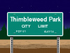 Thimbleweed Park Pointing and Clicking on to Xbox One Next Year