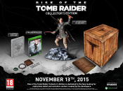Rise of the Tomb Raider Collector's Edition Detailed