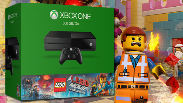 Everything Is Awesome In This LEGO Movie Videogame Bundle - Xbox News