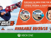 Tony Hawk Pro Skater 5 Preorders to Come With Cuphead, Mugman and Sunset Overdrive Heads
