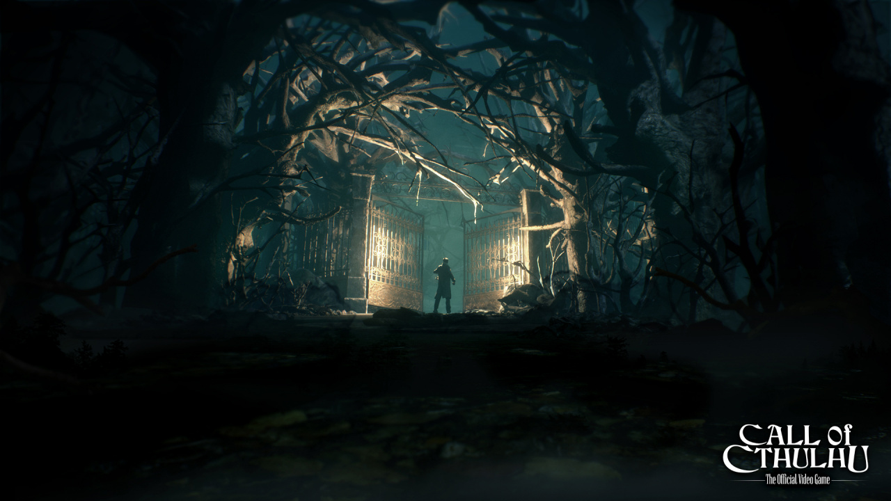 Call of Cthulhu's E3 2016 trailer is appropriately grim and foreboding