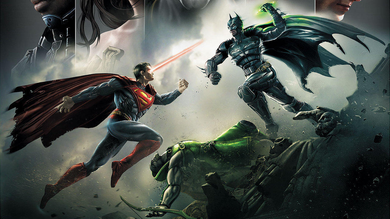 Injustice: Gods Among Us | Game On Party