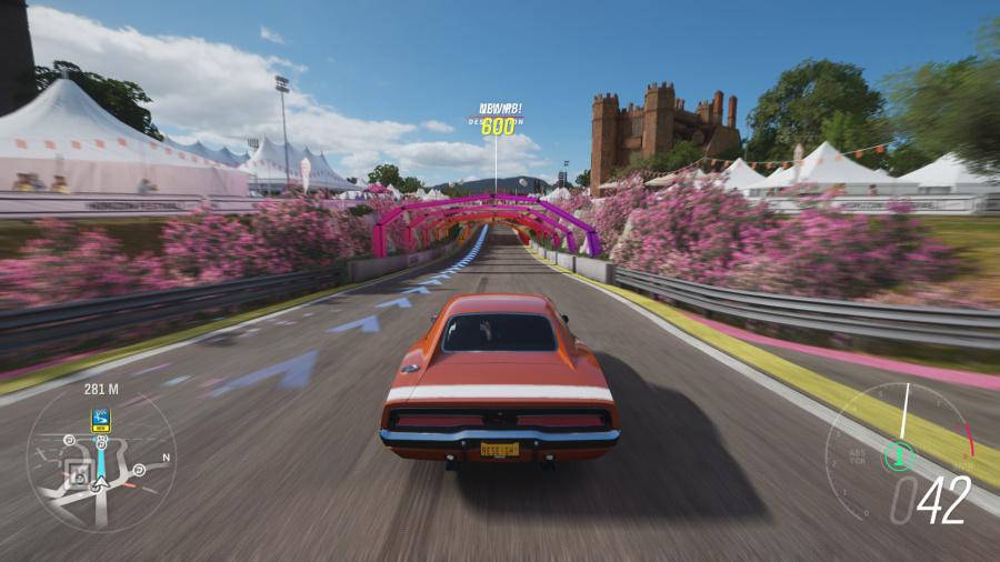 Forza Horizon 4 Review - Screenshot 2 of 4