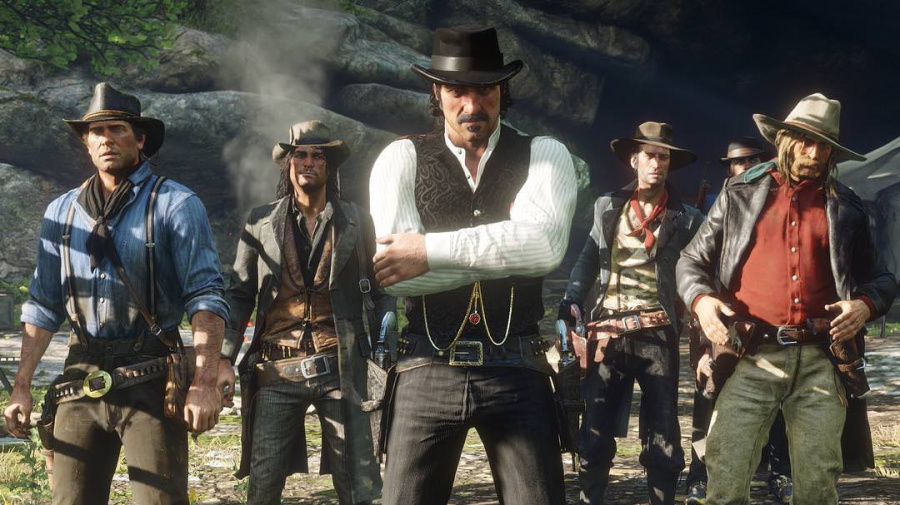 Red Dead Redemption 2 Review - Screenshot 5 of 7