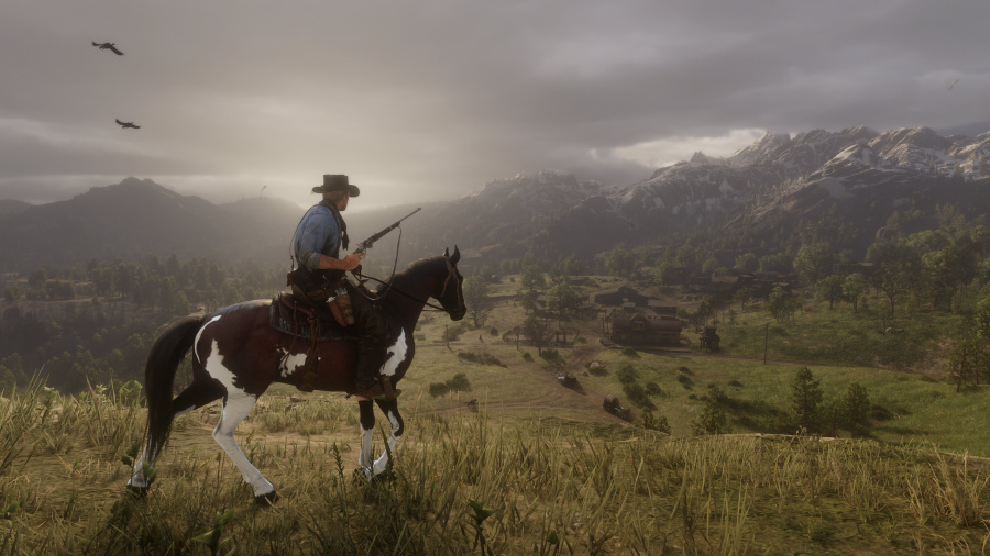 Red Dead Redemption 2 Review - Screenshot 6 of 7