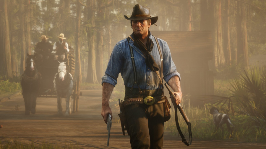 Red Dead Redemption 2 Review - Screenshot 1 of 7
