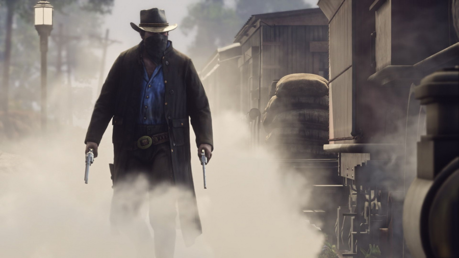Red Dead Redemption 2 Review - Screenshot 2 of 7