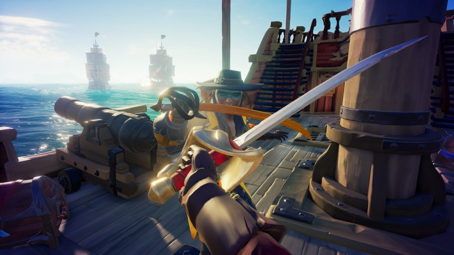 Sea Of Thieves Review - Screenshot 1 of 7