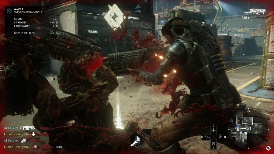 Gears 5 Review - Screenshot 2 of 4