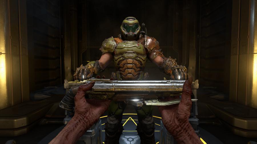 DOOM Eternal Review - Screenshot 5 of 6