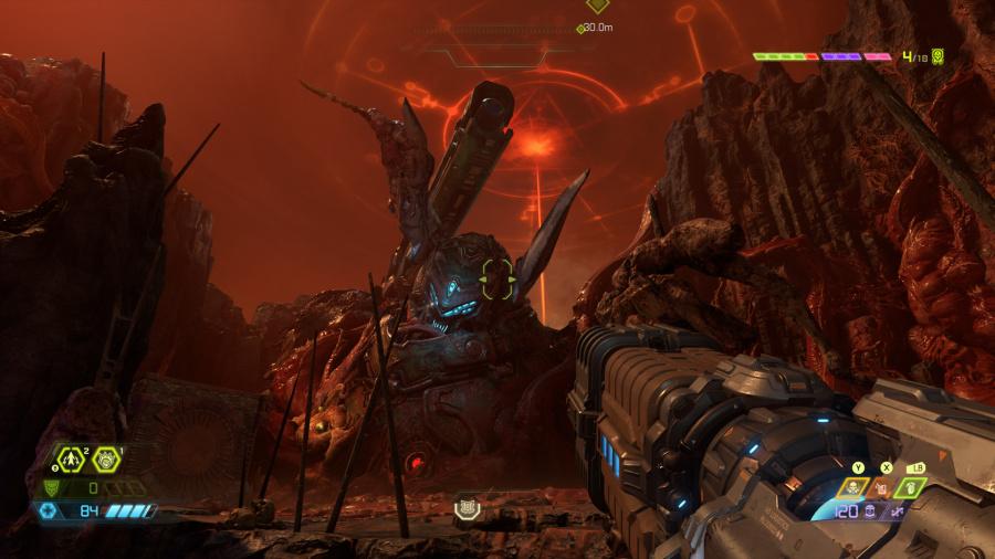 DOOM Eternal Review - Screenshot 4 of 6