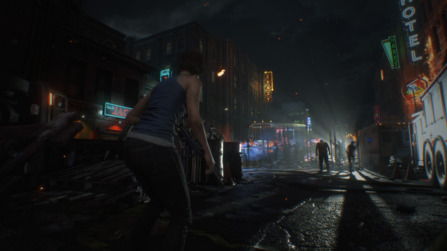 Resident Evil 3 Review - Screenshot 1 of 6