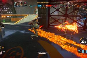 Bleeding Edge Screenshot