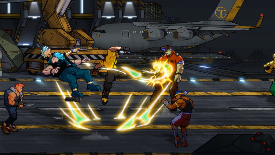 Streets Of Rage 4 Review - Screenshot 1 of 5