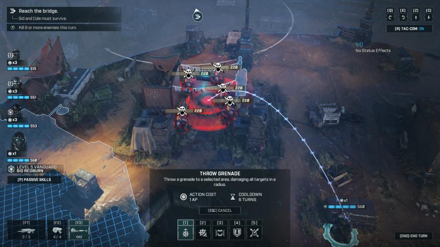 Gears Tactics Review - Screenshot 1 of 7