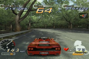 OutRun 2 Screenshot