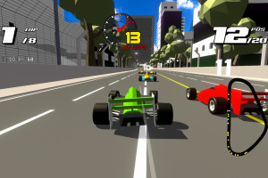 Formula Retro Racing Screenshot