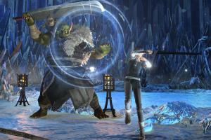 Sword Art Online Alicization Lycoris Screenshot