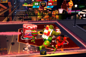 Dunk Lords Screenshot