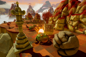Rock of Ages 3: Make and Break Screenshot
