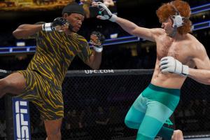 EA Sports UFC 4 Screenshot