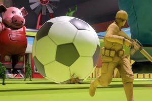 The Mean Greens: Plastic Warfare Screenshot