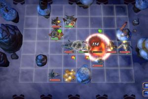 Steam Tactics Screenshot