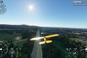 Microsoft Flight Simulator Screenshot