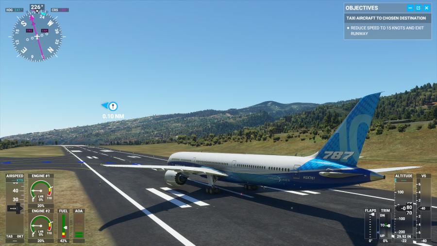 Microsoft Flight Simulator Review - Screenshot 1 of 4